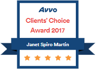 Avvo | Client Choice Award 2017